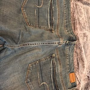 Size 14 American Eagle skinny kick jeans